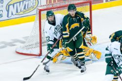 MHockey vs. Regina (10/2/11)