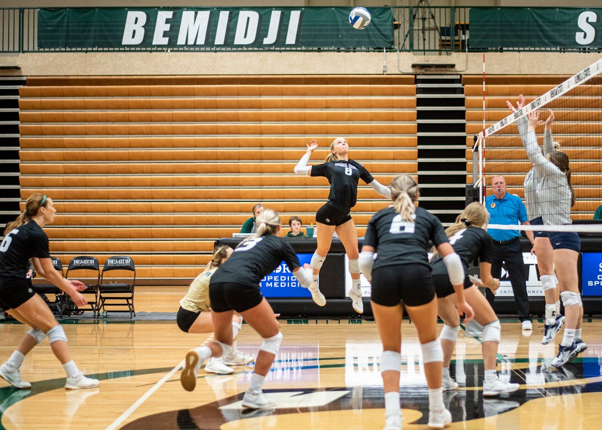 BSU takes 3-0 loss to Minnesota State to open final weekend