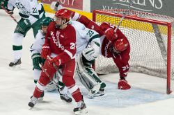 MHockey vs. Wisconsin (2/24/12)