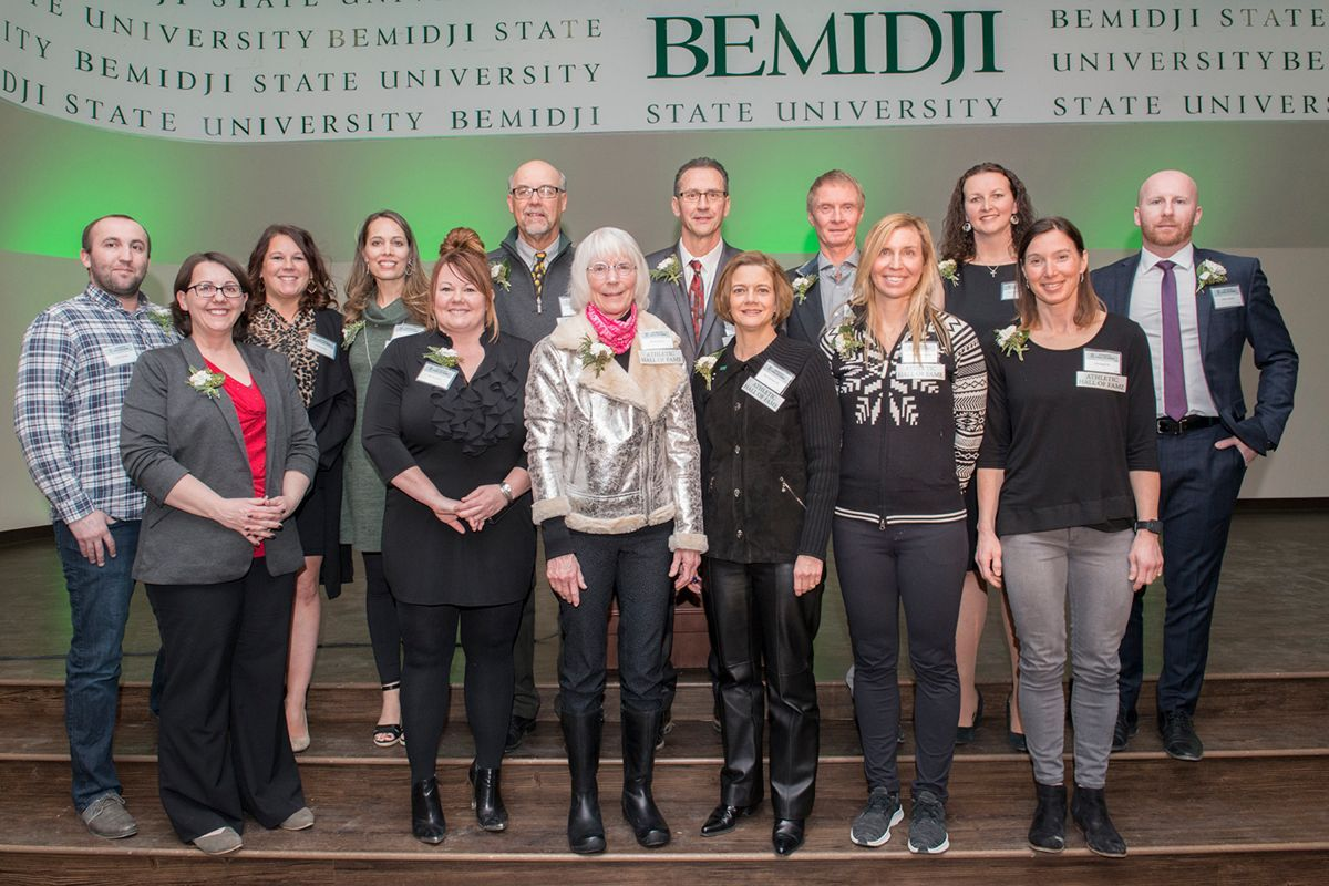 Bemidji State inducts 26th Athletic Hall of Fame class