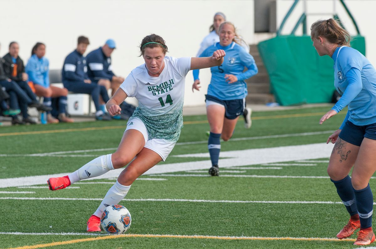Beavers stretch winning streak to four matches; Earn 1-0 victory at Sioux Falls