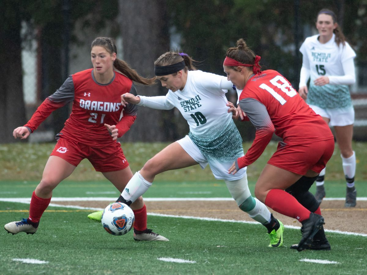 Bemidji State shut out at MSU Moorhead