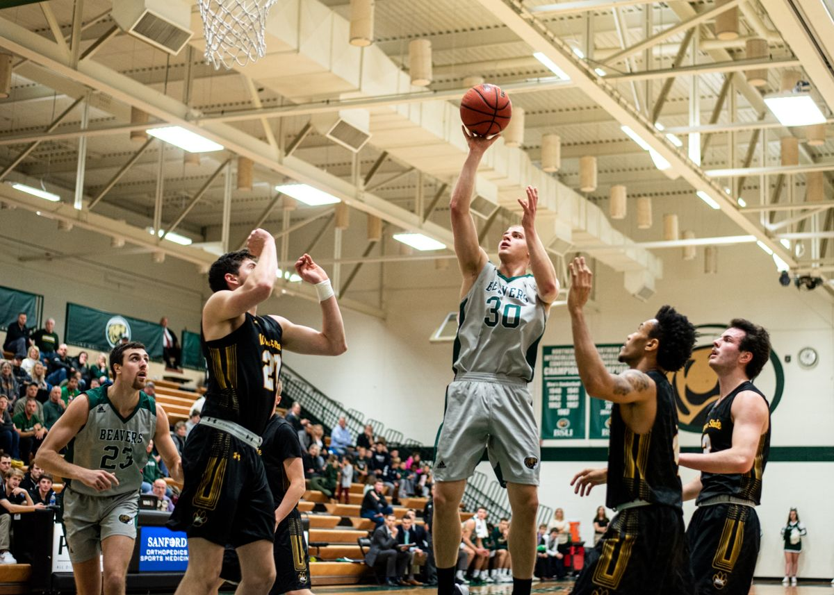Wagner leads overall effort in 90-61 win over Wayne State Friday night