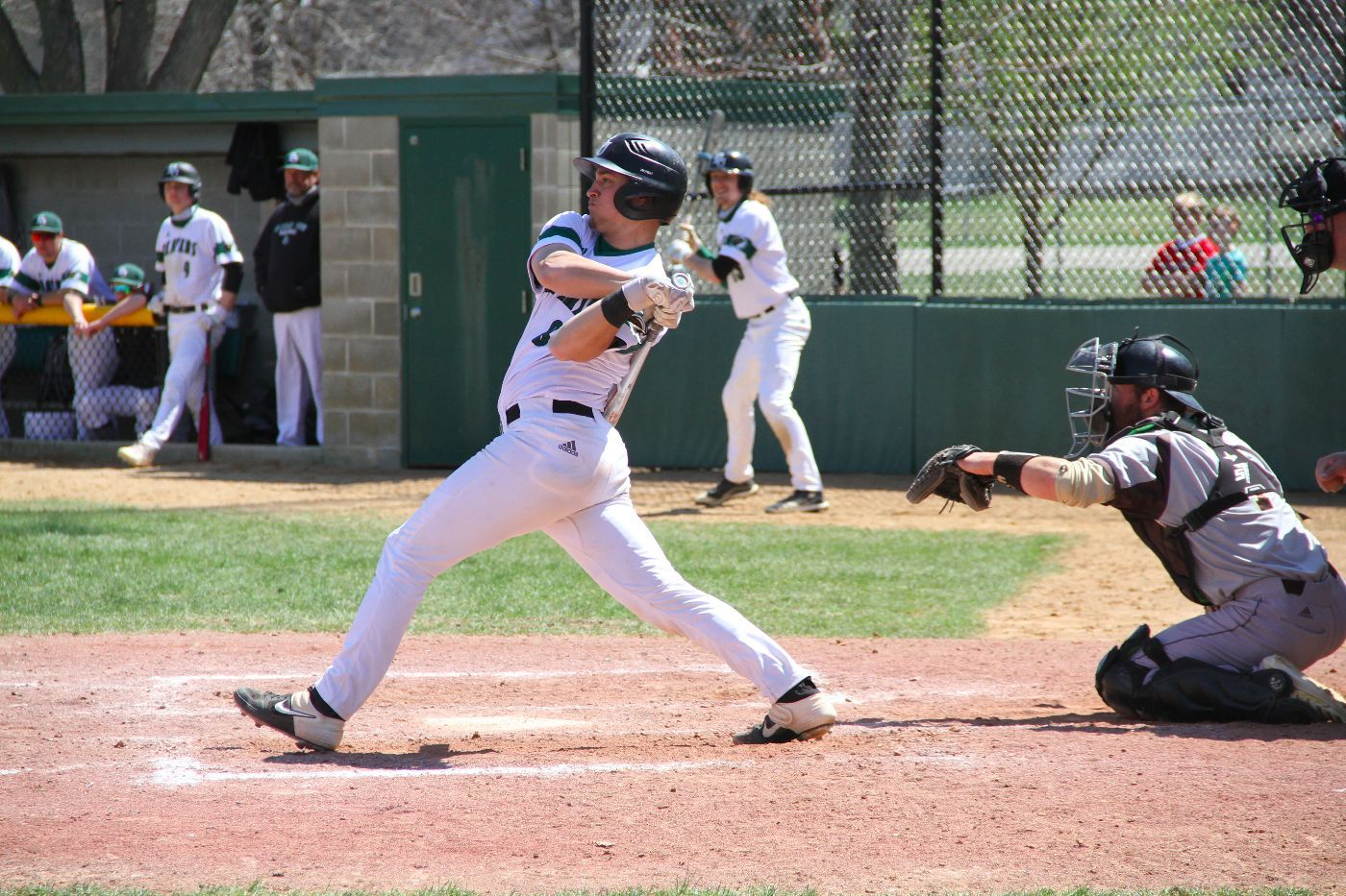 Carruth closes out back-and-forth game as Beaver Baseball takes 10-9 win