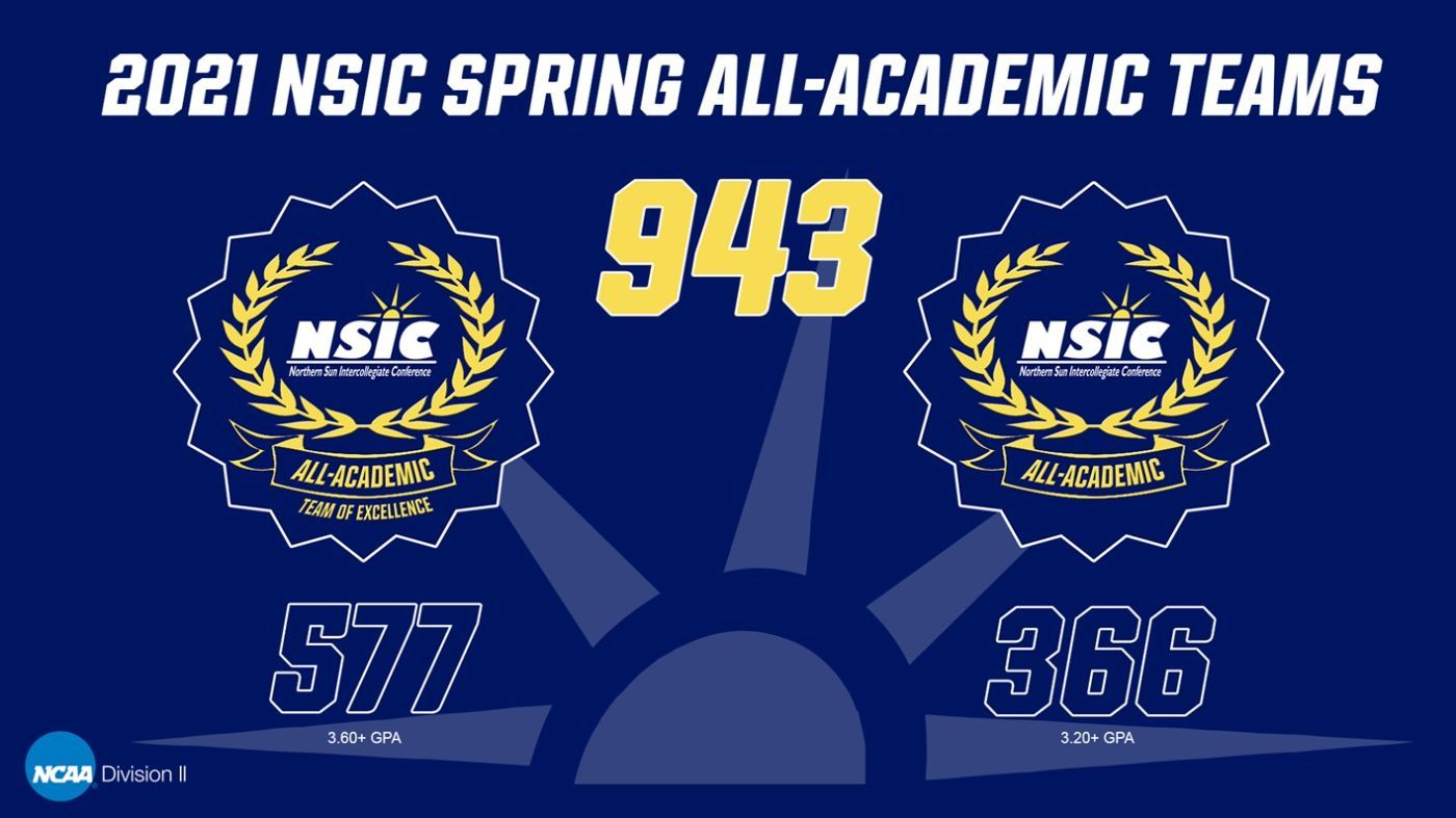 Bemidji State places 50 on Spring All-Academic Team