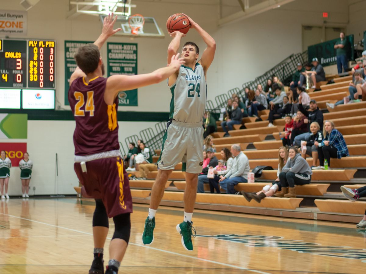 Men's Basketball to face NSIC South foes Saturday, Sunday