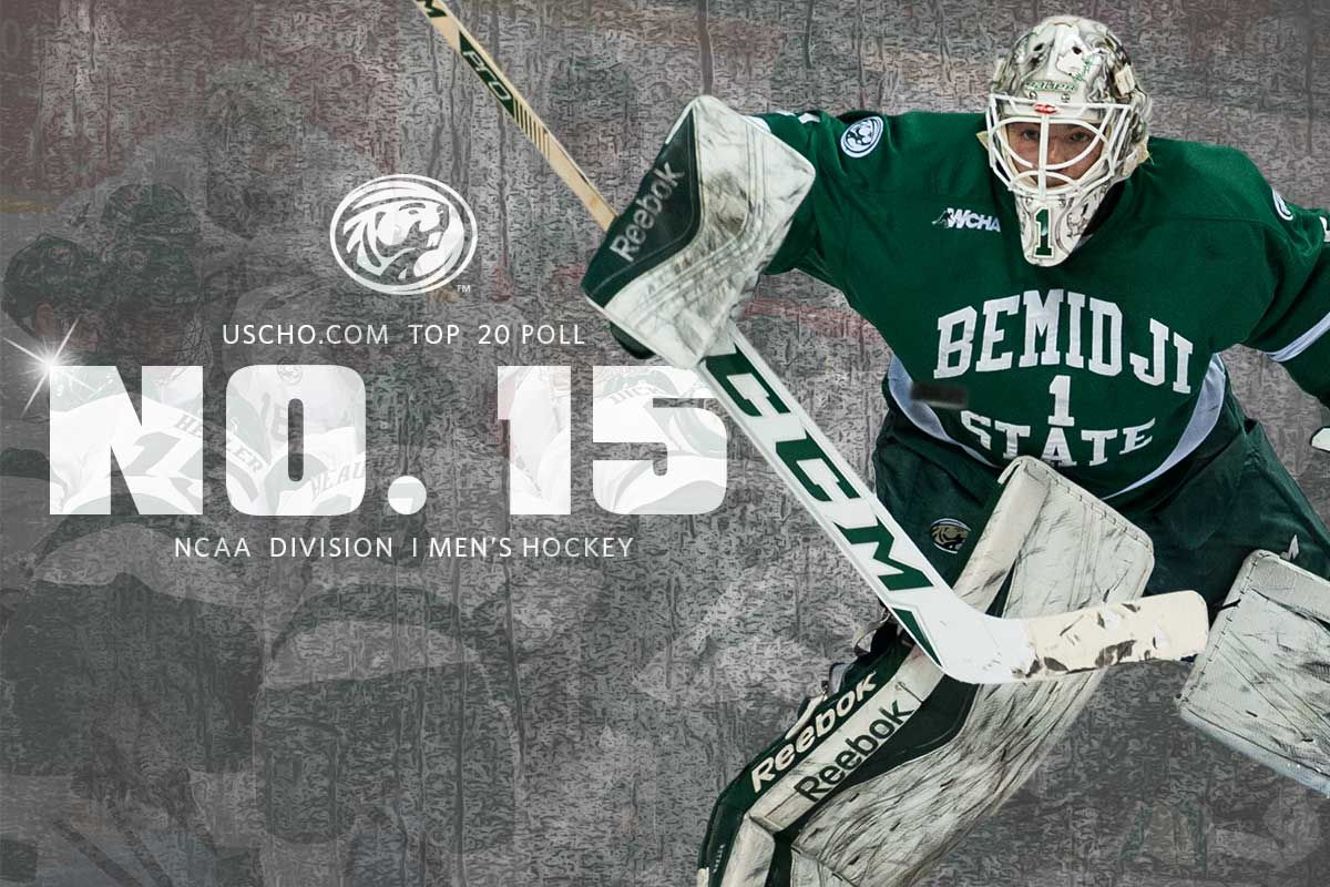 Beavers jump to No. 15 in national poll