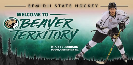 Bemidji State men's hockey adds Johnson to early signing class
