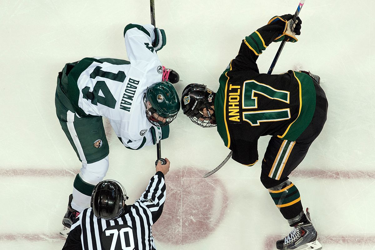 No. 13 BSU host Northern Michigan in attempt to remain unbeaten in WCHA play