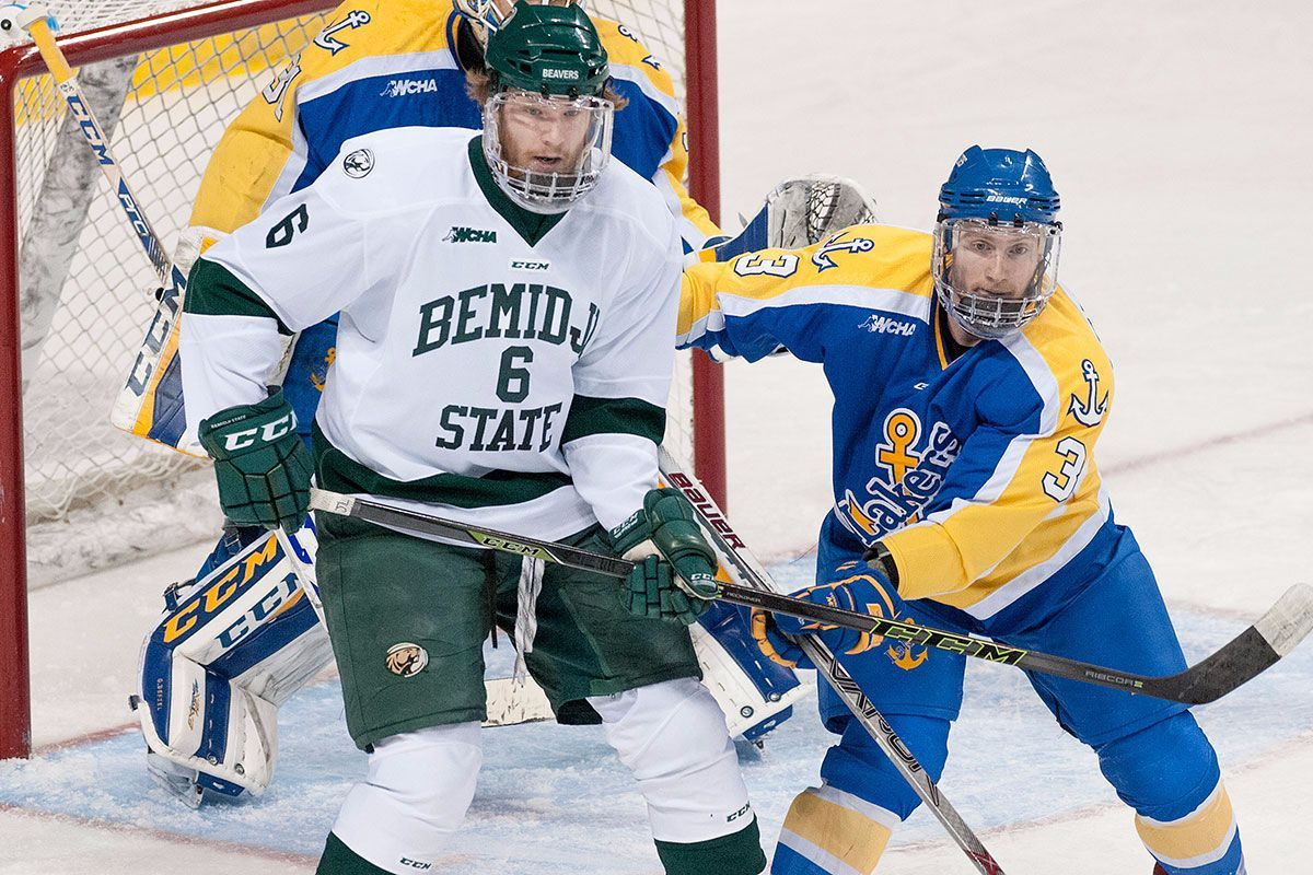 No. 13 Beavers rekindle storied rivalry with Lake Superior State