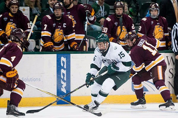 Beavers set for top 15 home-and-home series with Minnesota Duluth