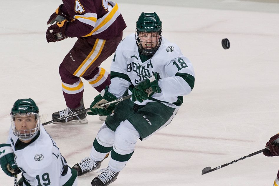 Harms inks contract with the ECHL's Florida Everblades