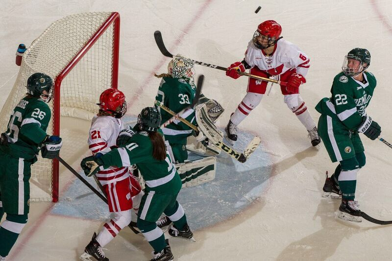 Bemidji State falls to No. 1 Wisconsin in WCHA Final Faceoff Semifinal