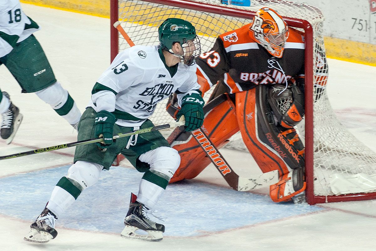 (14) Bowling Green completes sweep of Bemidji State with 2-0 win