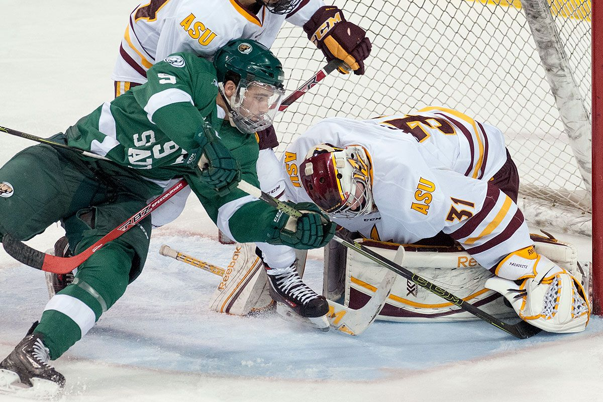 Beavers ride third period to 2-0 victory over Sun Devils