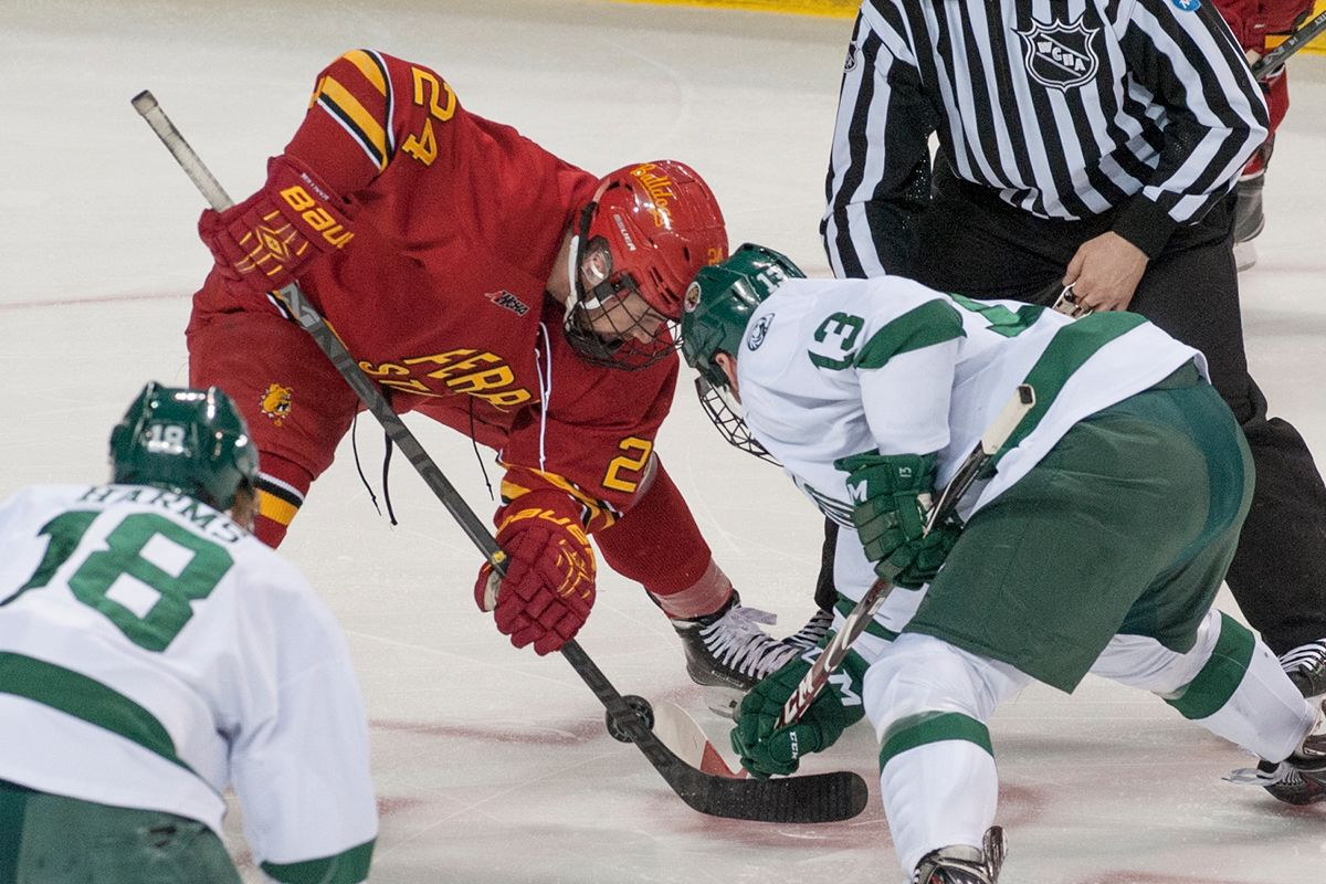 Bemidji State to host Ferris State in battle for home ice