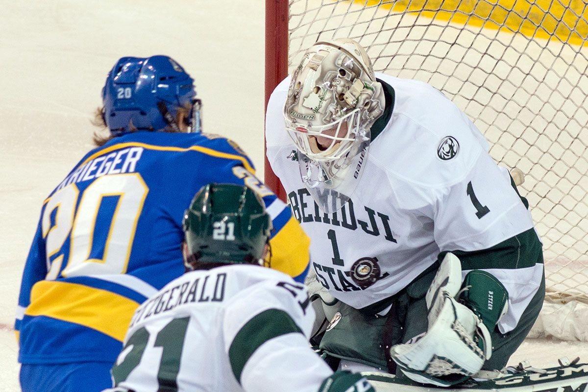 Bemidji State miscues prove costly in 4-3 loss to Alaska