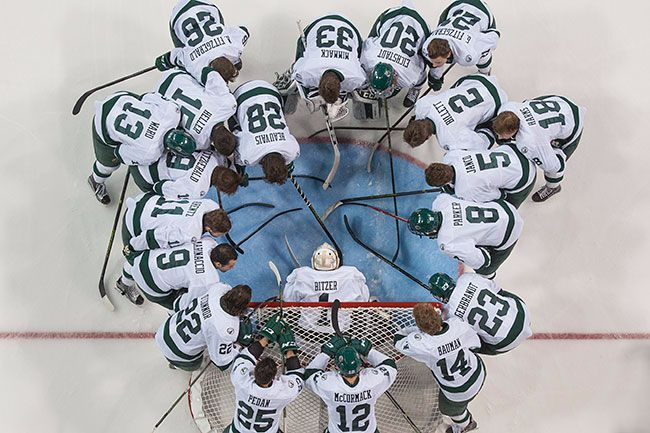 Beavers hit the road for a WCHA clash with Northern Michigan
