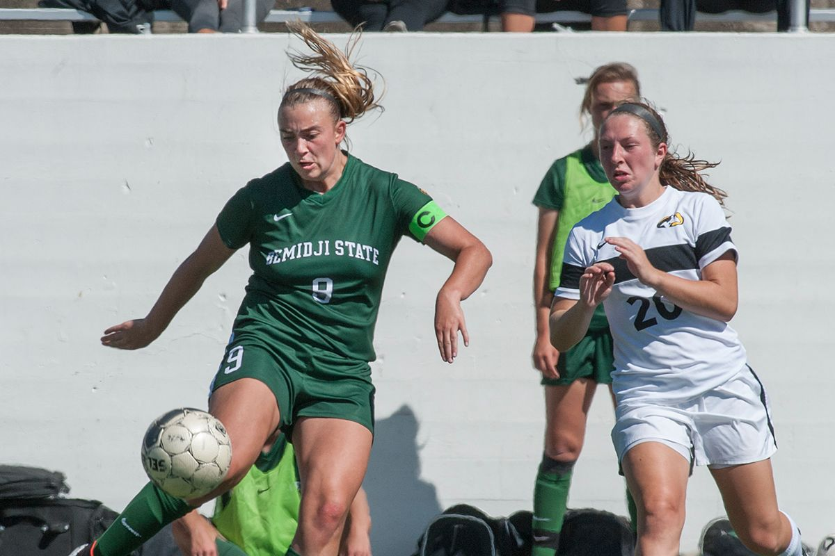Ertl powers Bemidji State to first win over Minnesota State since 2010
