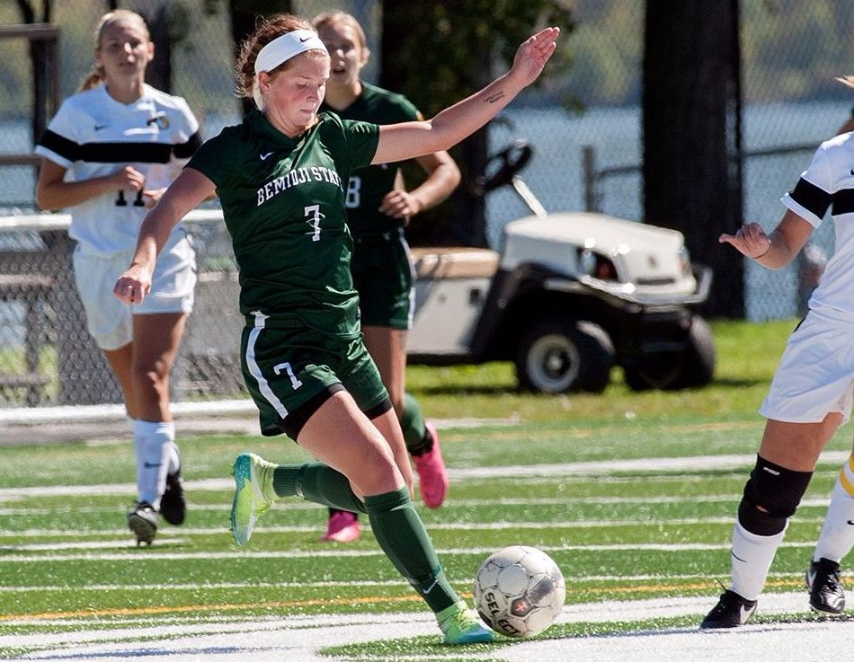 BSU soccer makes a road trip to Augustana and Wayne State this weekend