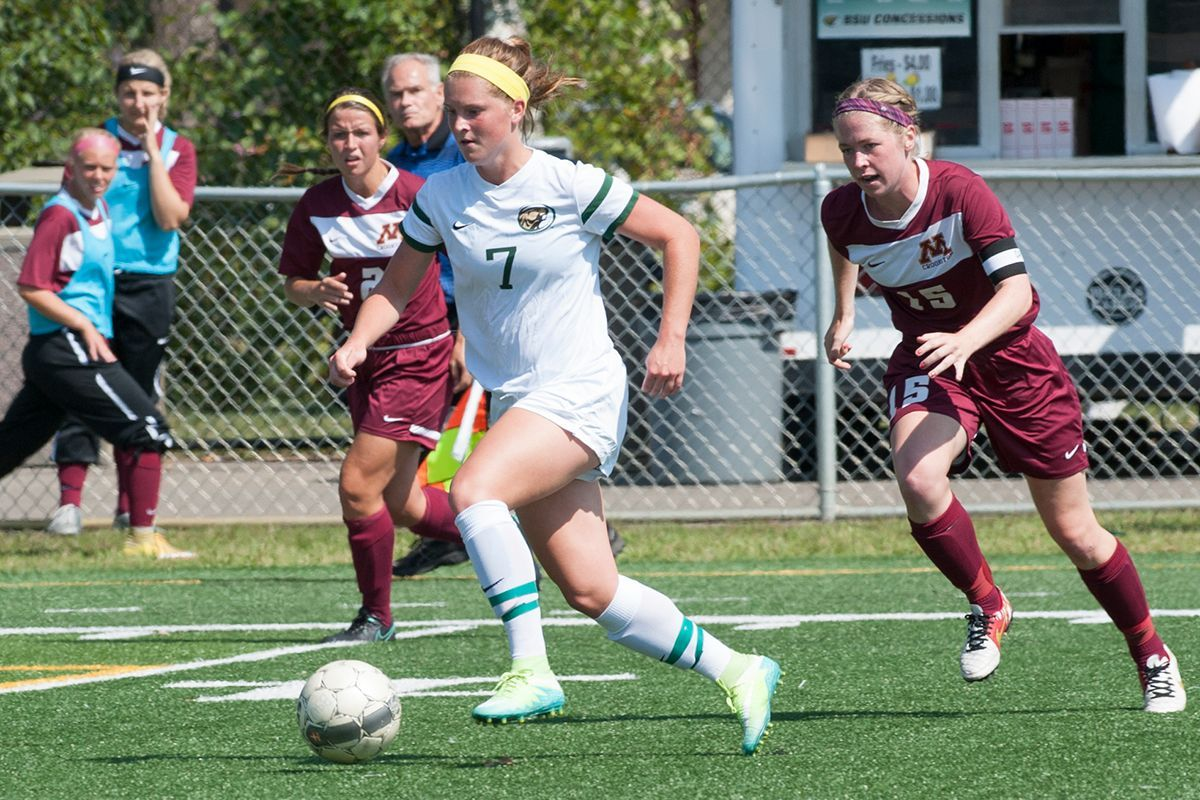 Beavers settle for 1-1 draw with Minnesota Duluth