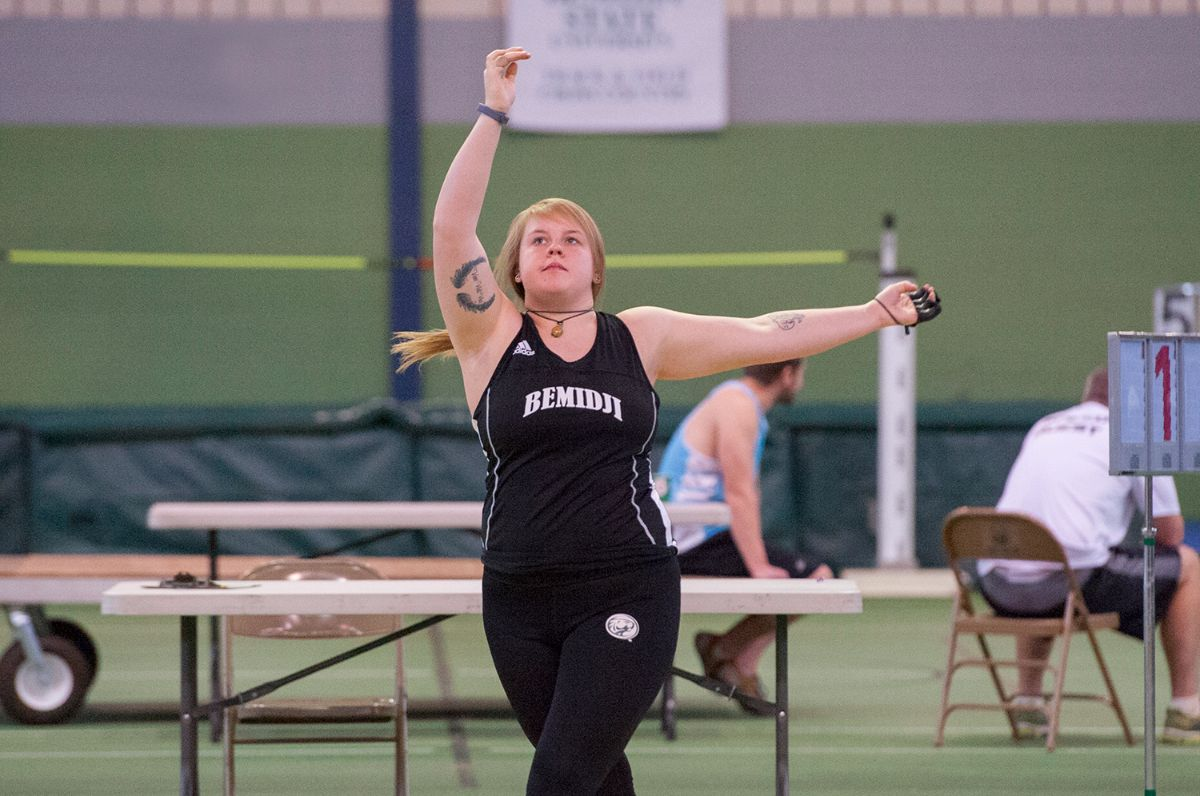 Throwers lead Track and Field to exceptional day at The Opener Saturday
