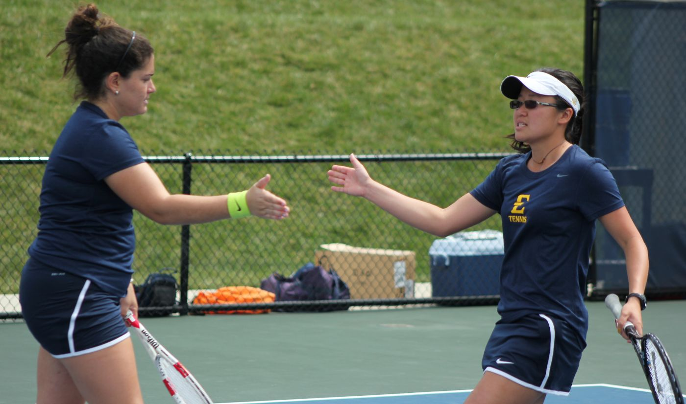 Women's Tennis opens SoCon play with a 4-3 win at Mercer