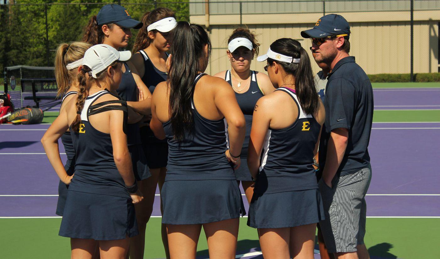 Women's tennis cruises past Appalachian State, 7-0