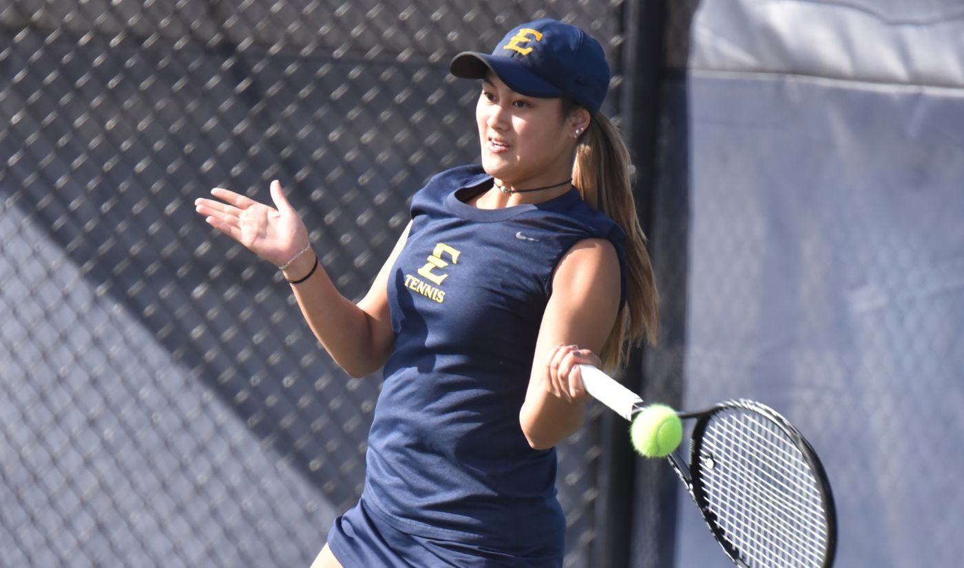 Women's Tennis improves to 4-0 with win over Tusculum