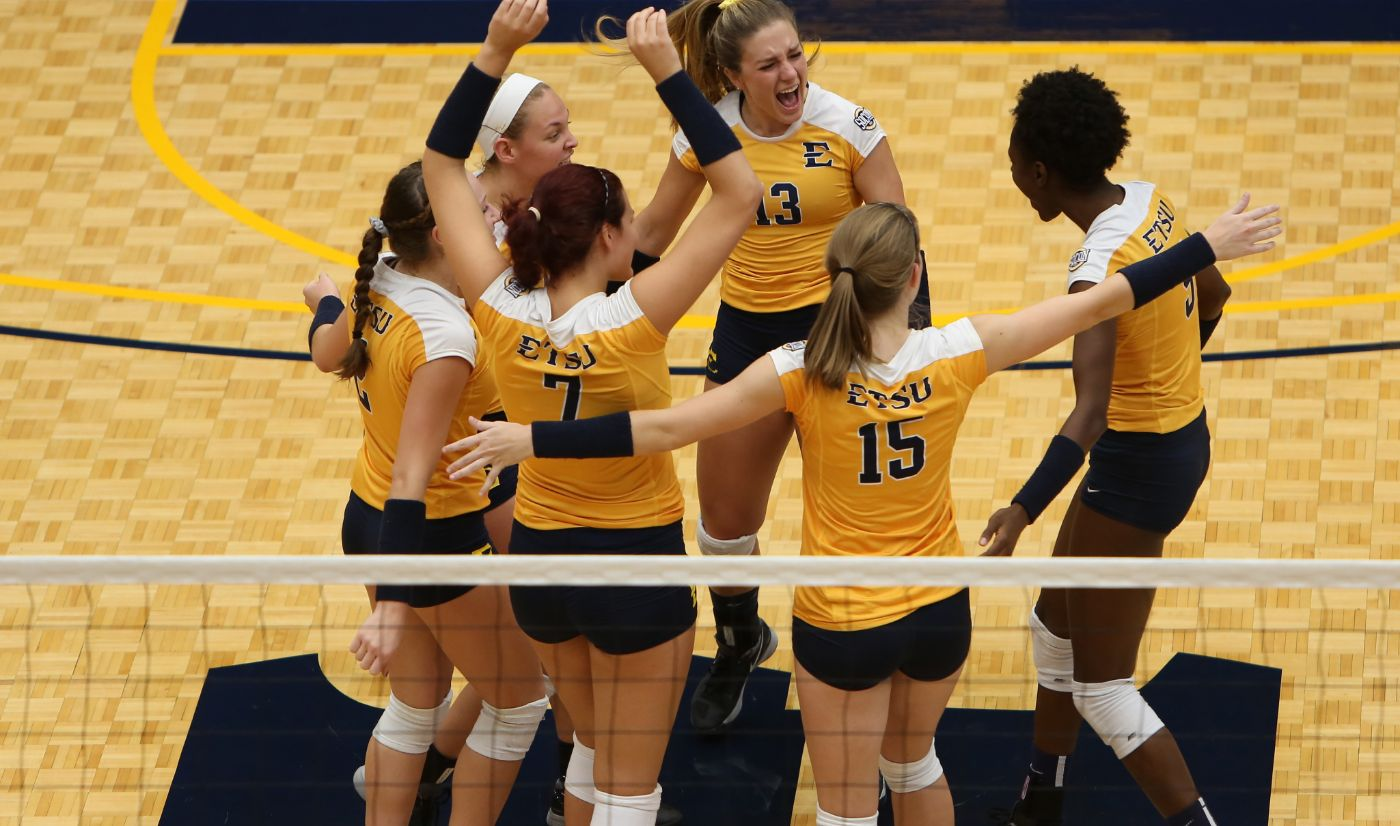 Bucs sweep Tennessee State in home opener