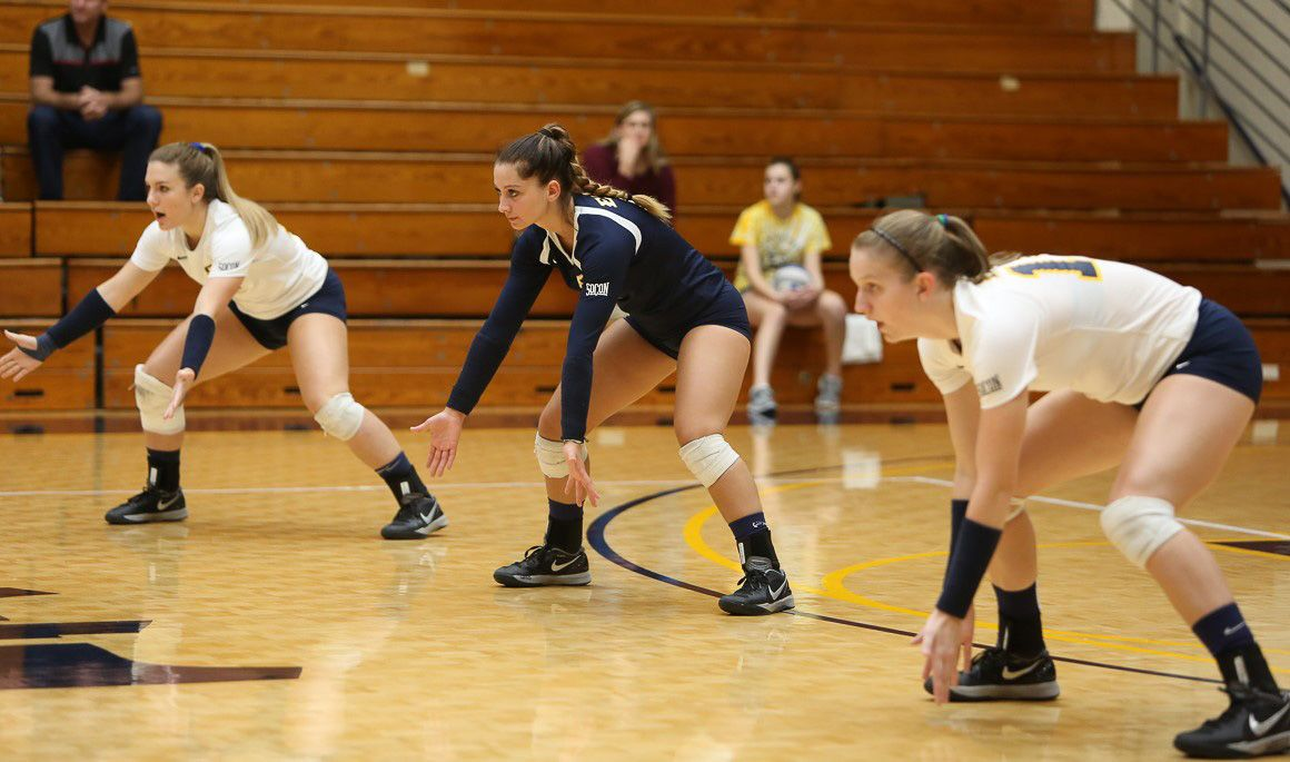Volleyball to hold Blue/Gold scrimmage Monday
