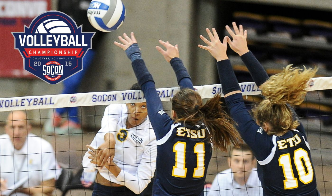 ETSU falls in four sets to Chattanooga in SoCon semifinals
