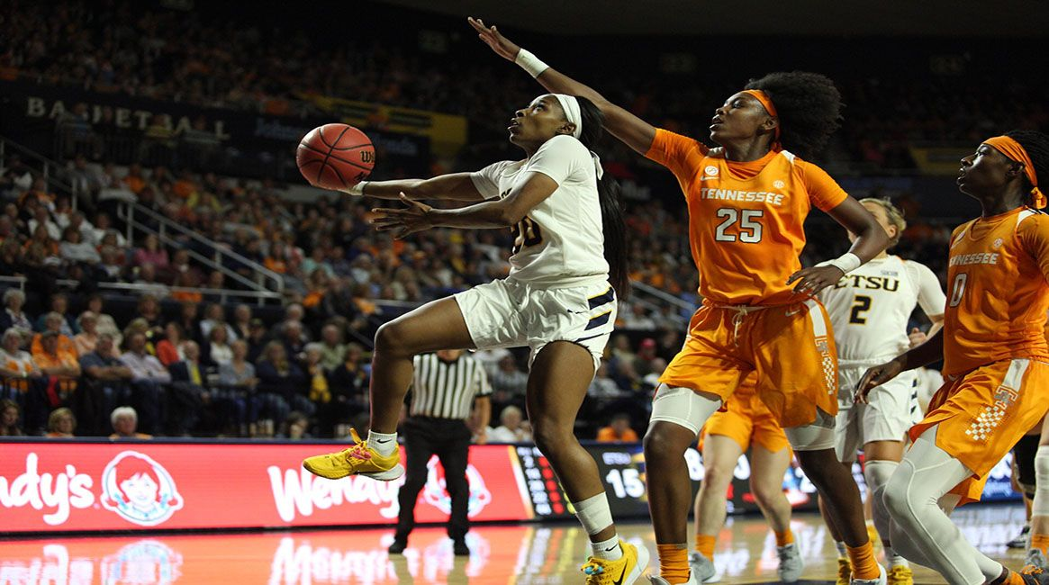 Haynes-Overton Eclipses 1,000 Mark in Victory Over Lady Flames