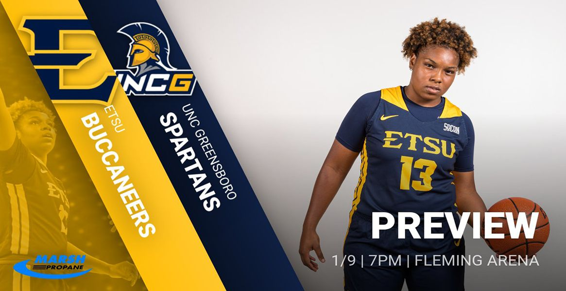 Bucs Scrap With Spartans in Southern Conference Opener