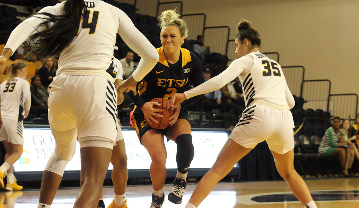 Slow Start Bites ETSU in SoCon Opener