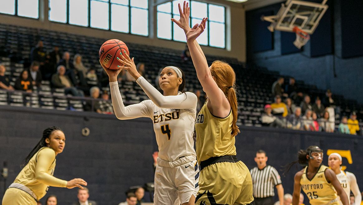 Turnovers Hinder Bucs in SoCon Action Against Wofford