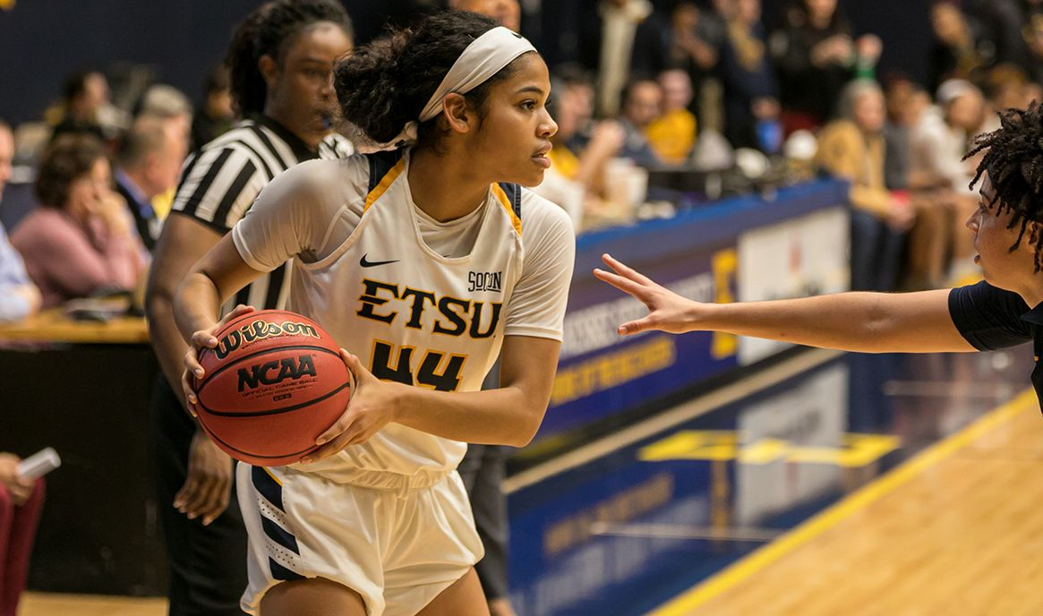 ETSU Offense Stifled in Loss to Spartans