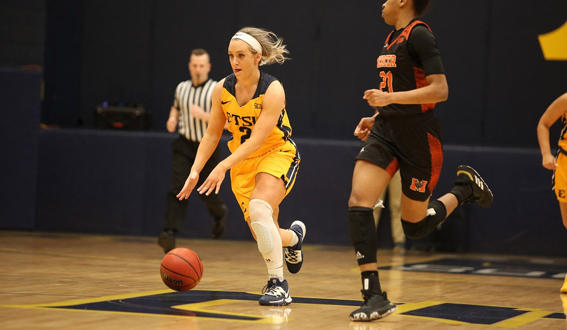 Scheetz, Stafford Combine for 42 in Defeat to UTC