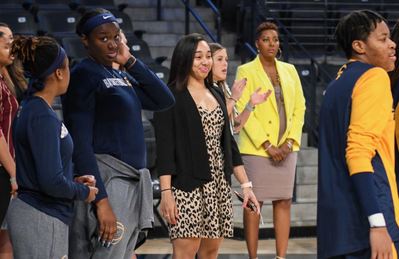 Lockwood Named Assistant Director of Basketball Sport Performance