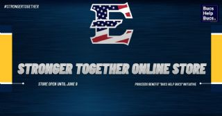 ETSU unveils Stronger Together online store to support Bucs Help Bucs Initiative