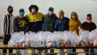"""ETSU Athletics continues annual """"A Buccaneer Christmas"""" event"""