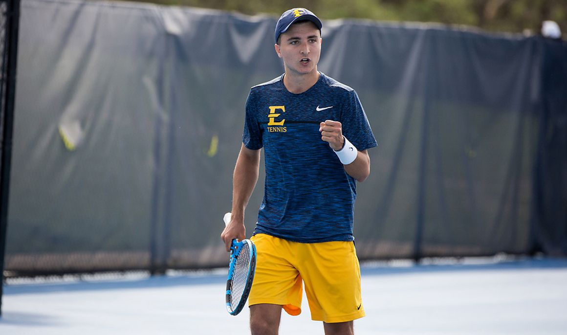 Bucs Cruise Past Spartans in SoCon Opener