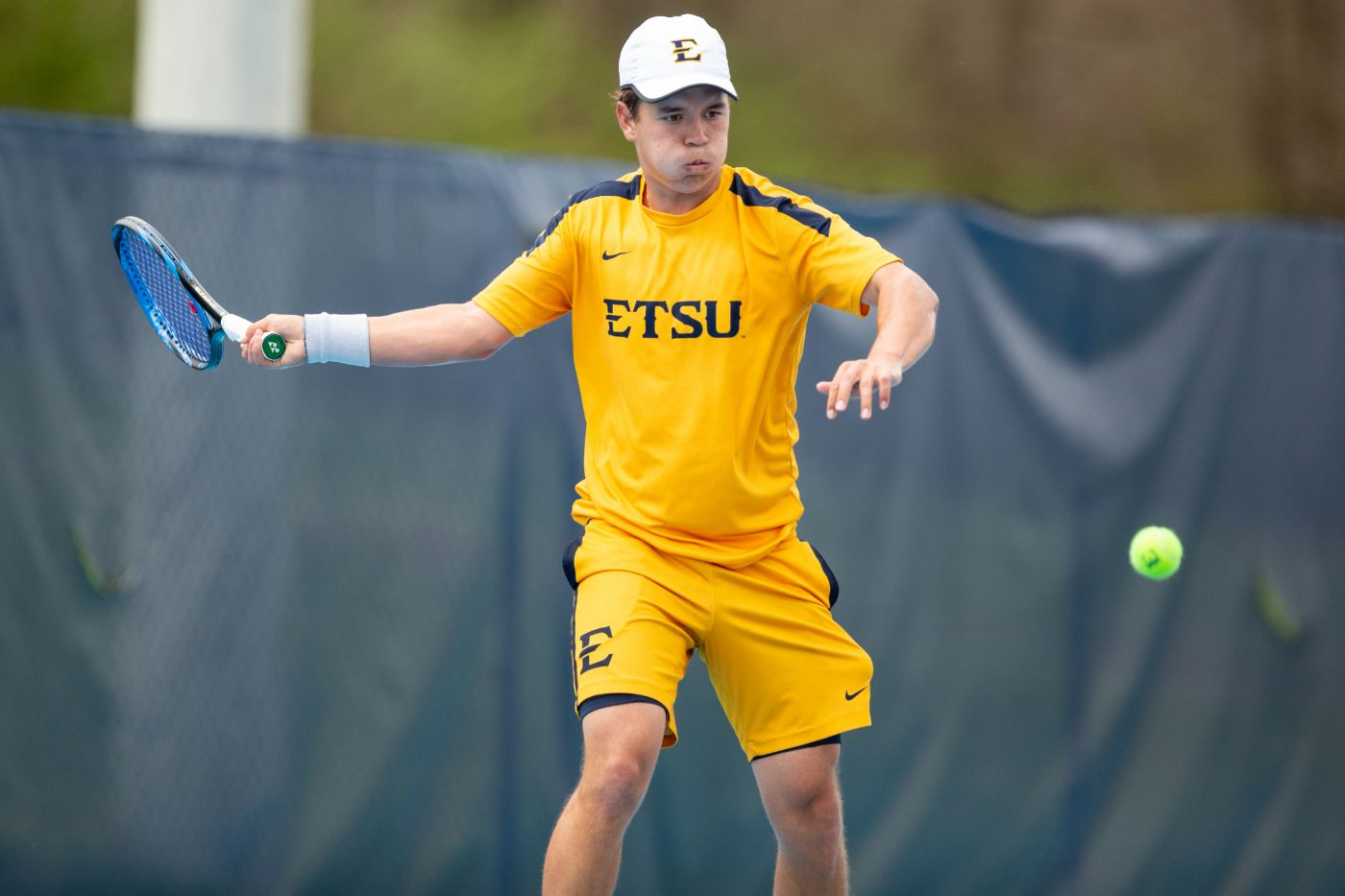 Singles Wins Propels ETSU to Victory