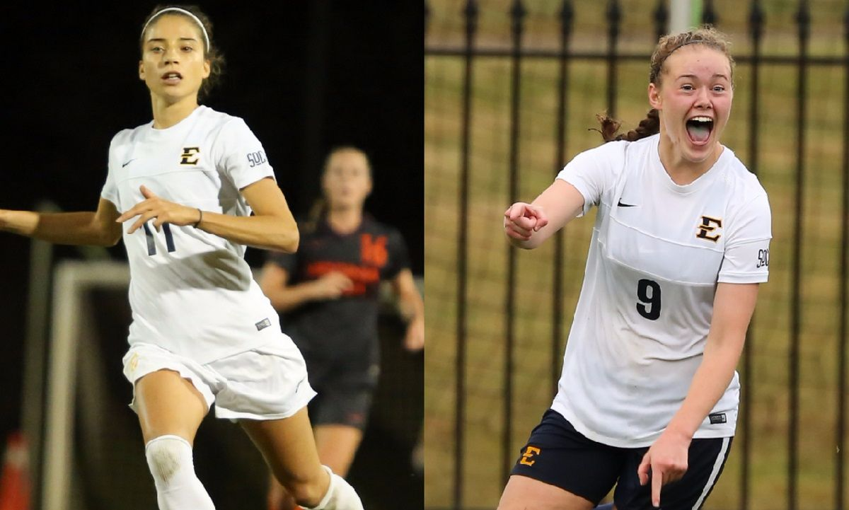 Two Bucs Earn All-SoCon Recognition