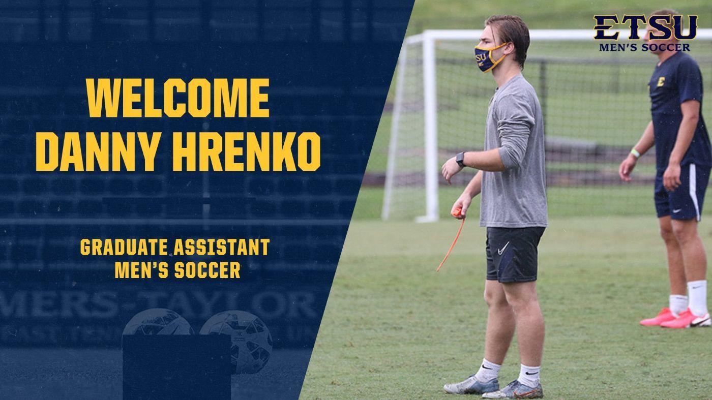 Casper Completes Coaching Staff with Addition of Daniel Hrenko