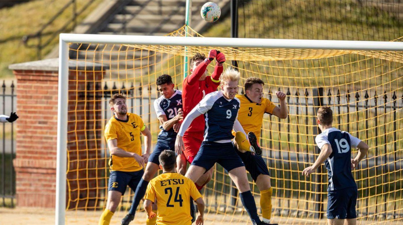 Season Opener For Men's Soccer Spoiled By Xavier