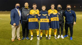 Bucs Settle For 0-0 Draw in Downpour
