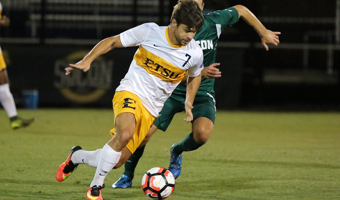Bucs' offense explodes in 4-2 win over George Mason