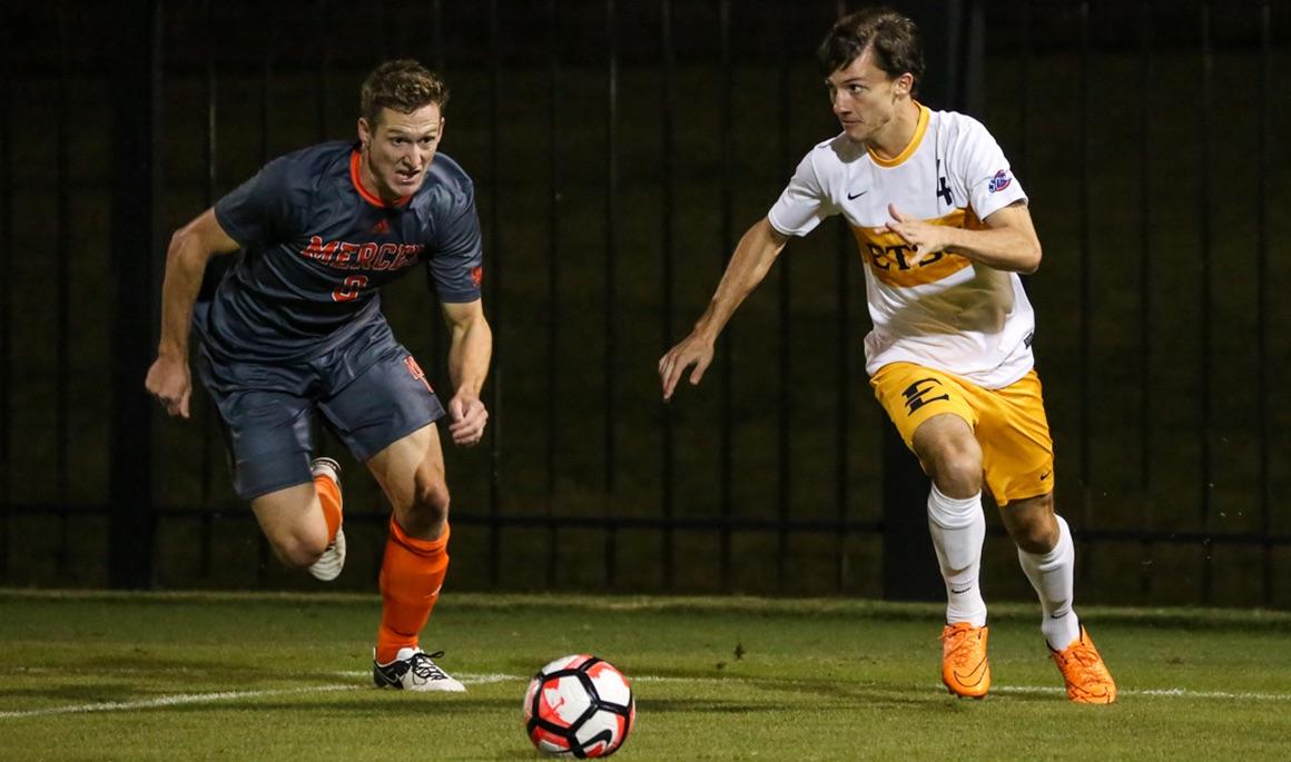Woodfin, Gomis leads ETSU to shutout win over Mercer