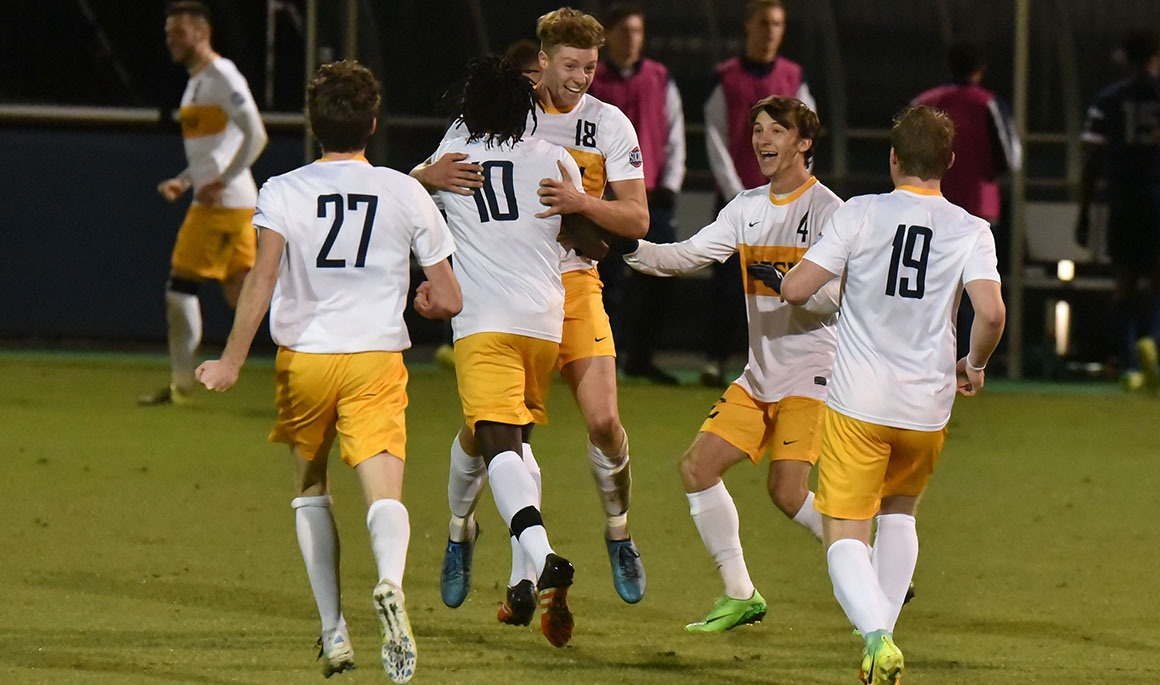 ETSU celebrates senior day with 1-0 shutout and bye into the semifinals of the SoCon Tournament